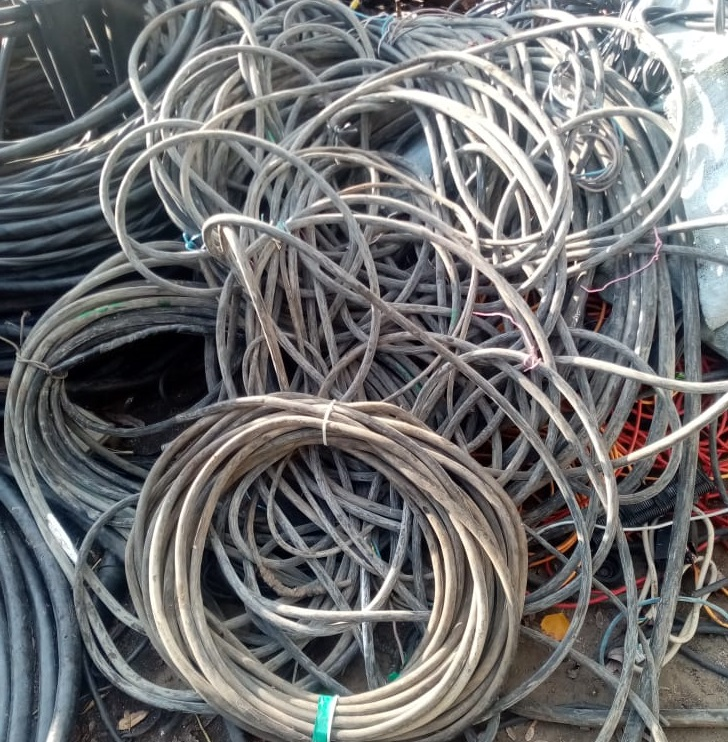 Прием лома кабеля